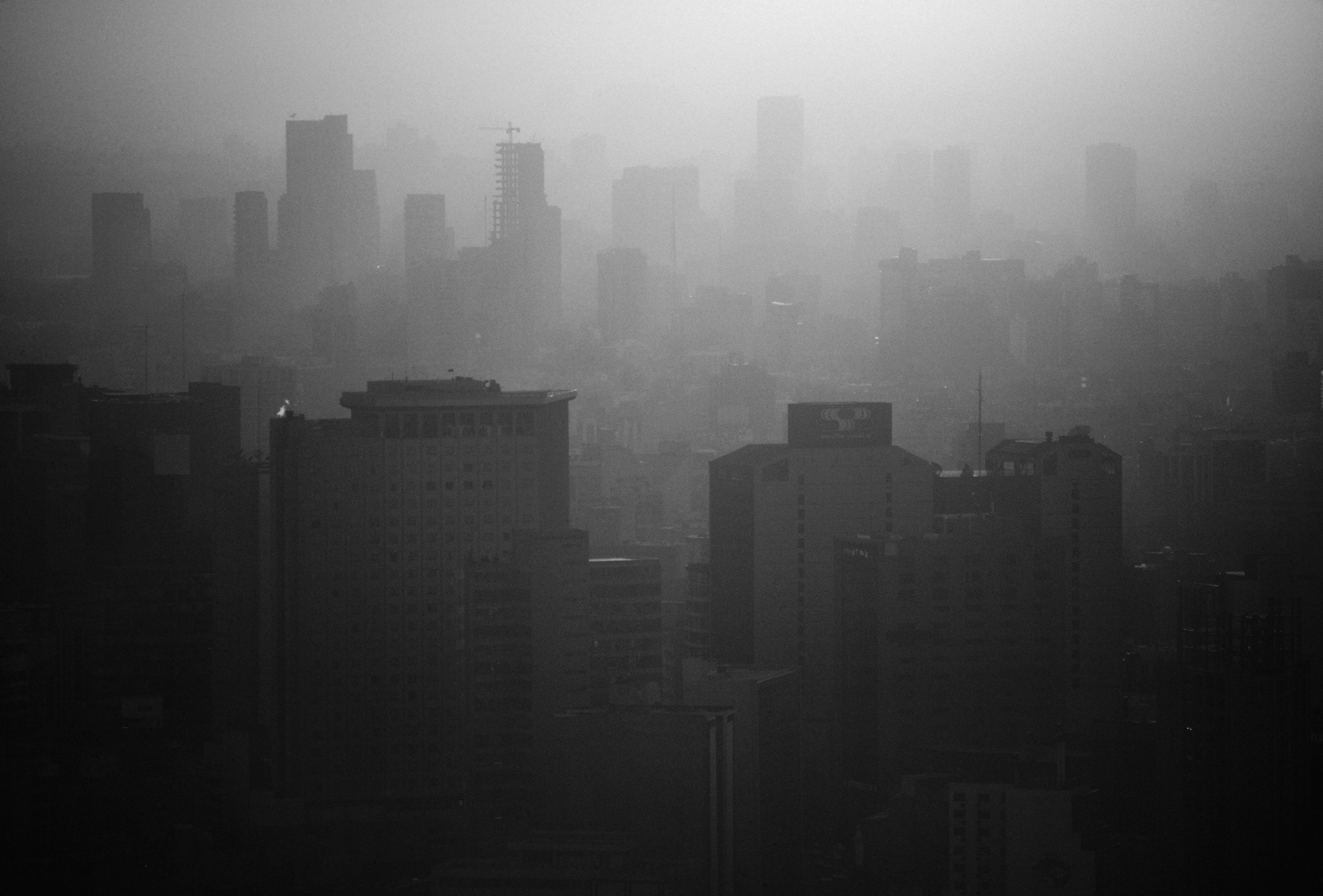 Polskie społeczeństwo nieustannie dusi się smogiem