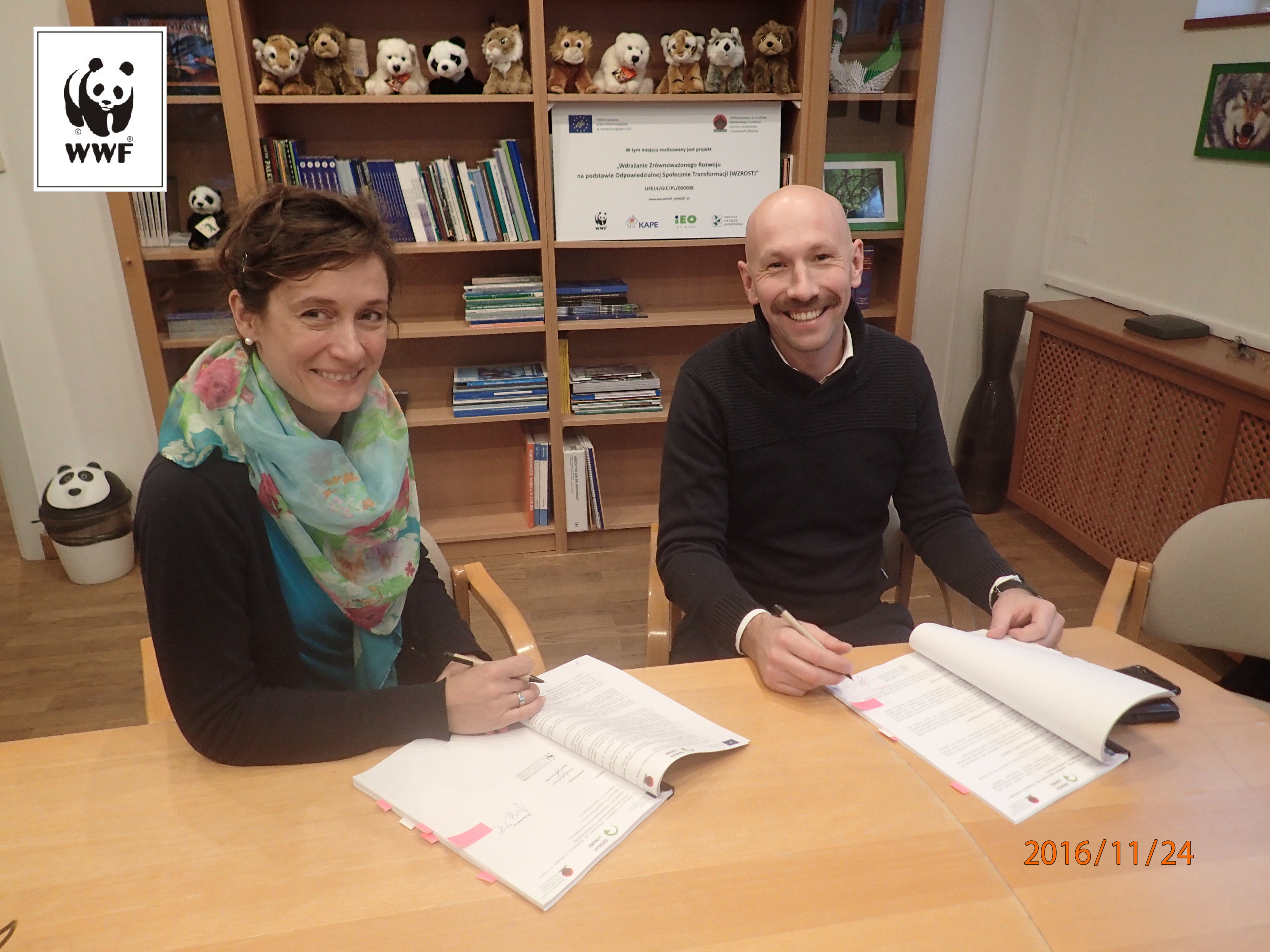 Discovery Polska nakręci film dla projektu Energia odNowa