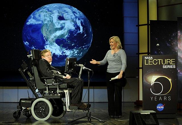 Stephen Hawkings' warning on climate change